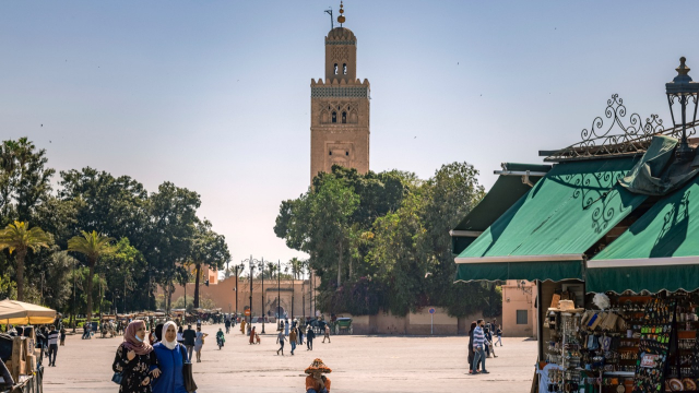 Jamaa El Fnaa-Marrakech-UNESCO