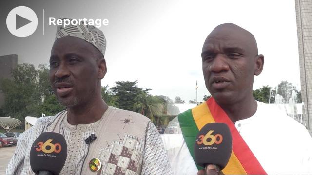 Vidéo. Mali: le Premier ministre, Choguel Maïga, présente sa feuille de route devant le CNT