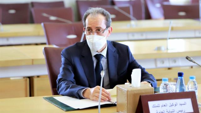 El Hassan Daki - président ministère publlic