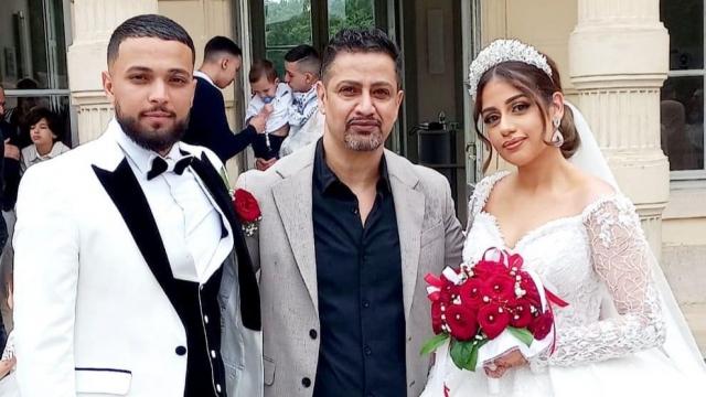 Mariage Inès Soraya - fille de Cheb Kader - France - Raï -