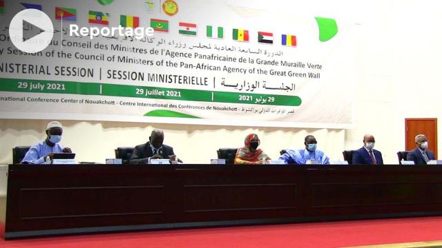 Vidéo. La Grande muraille verte en conclave à Nouakchott