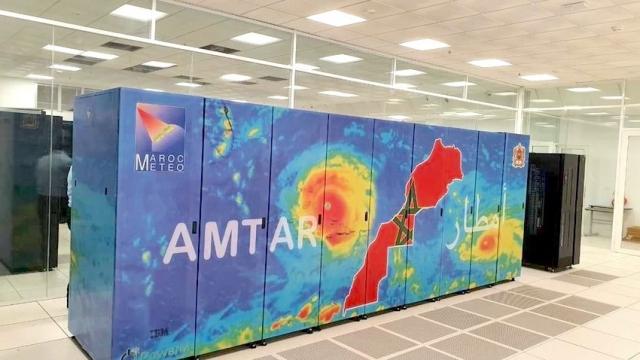 supercalculateur - AMTAR - DGM - météo