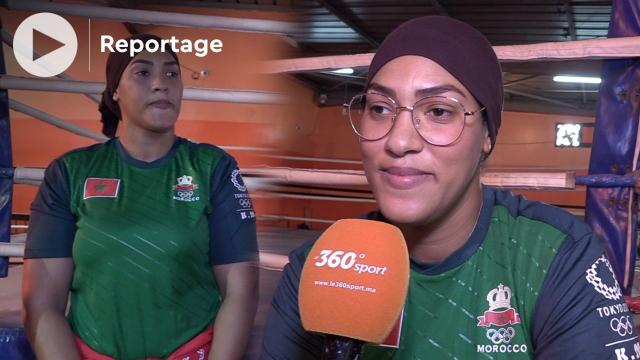 Cover_Vidéo. Jeux Olympiques: quelques semaines après son accouchement, Khadija El Mardi veut briller à Tokyo