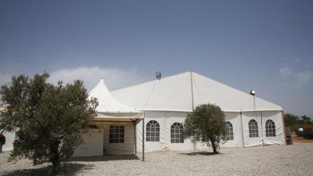 Hôpital de campagne Tunisie 4
