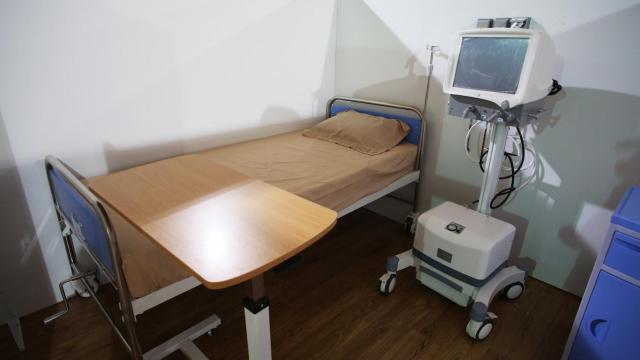 Hôpital de campagne Tunisie 6