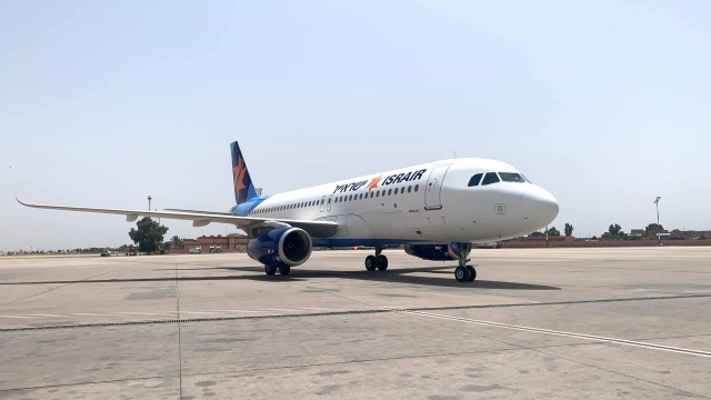 Marrakech: arrivée du premier vol direct en provenance de Tel Aviv