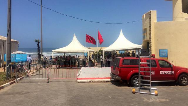 """سلطات الدار البيضاء تُنقذ مركز التلقيح """"عين الذياب"""" من """"سوء التنظيم"""""""