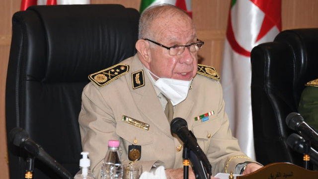 Saïd Chengriha - Chef d'état-major - Armée algérienne