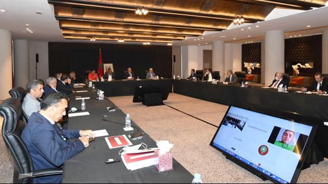 Comité directeur de la FRMF