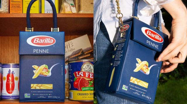 Le pasta bag Barilla
