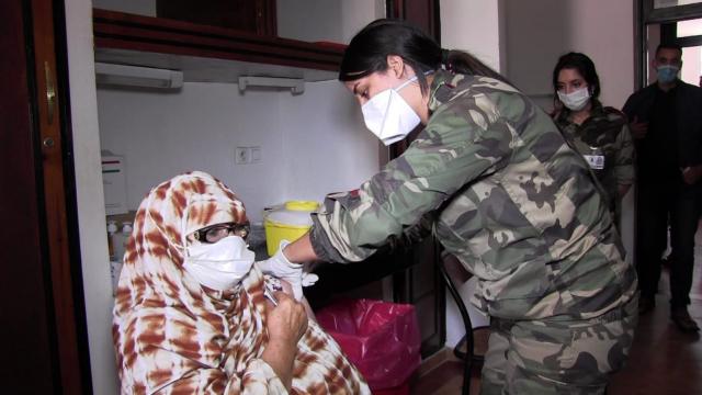 Vaccination - covid-19 - Maroc