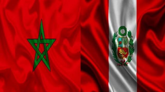Maroc - Pérou
