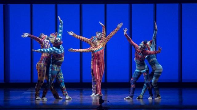 Spectacle arts vivants - Spectacle vivant - Danse contemporaine - Chorégraphie -