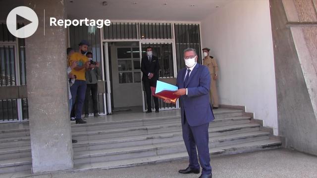 Cover_Vidéo: أخنوش يضع ترشيحه لدى سلطات أكادير لرئاسة المجلس الجماعي