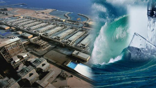 unité de dessalement