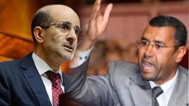 Abdellah Bouanou maire PJD de Meknès - Driss Azami El Idrissi, maire PJD de Fès