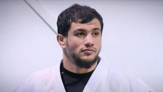 Fethi Nourine - Judoka - Algérie