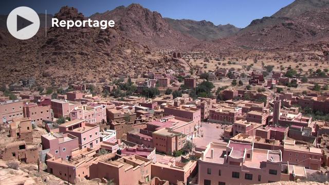 Aguerd Oudad - Tafraout - Province de Tiznit - Souss - Akhannouch