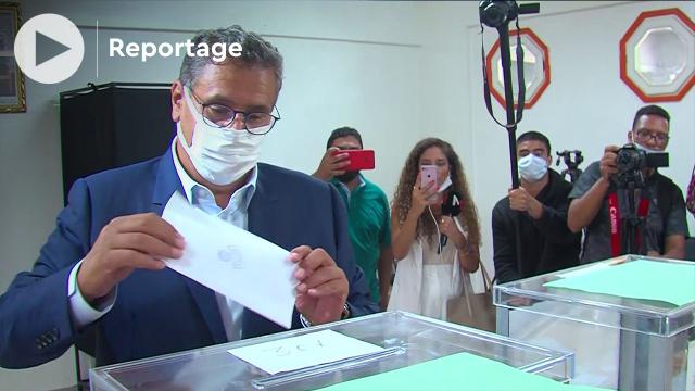 cover: أخنوش يدلي بصوته بأكادير.. وإقبال كثيف على مكاتب الاقتراع