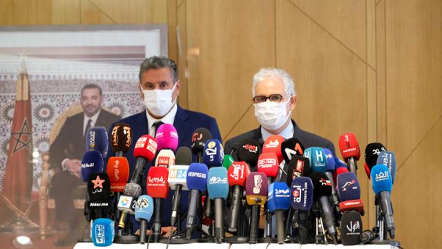 Aziz Akhannouch - Nizar Baraka - formation gouvernement
