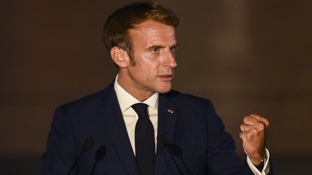 Emmanuel Macron - France - Président de la République française