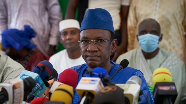 Mali - Choguel Kokalla Maiga - Premier ministre malien - M5-RFP - Mouvement du 5 Juin-Rassemblement des Forces Patriotiques