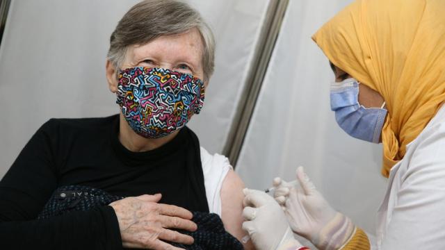 Vaccin - Coronavirus - Meknès