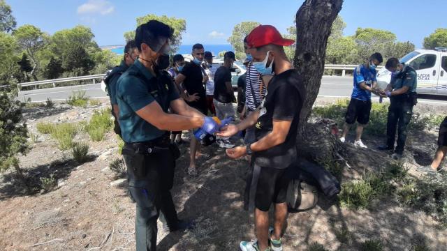 Vidéo. Nouvelle vague migratoire algérienne vers la Costa del Sol espagnole