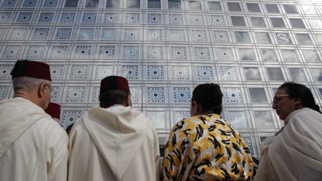 Institut du monde arabe - IMA - exposition Maroc