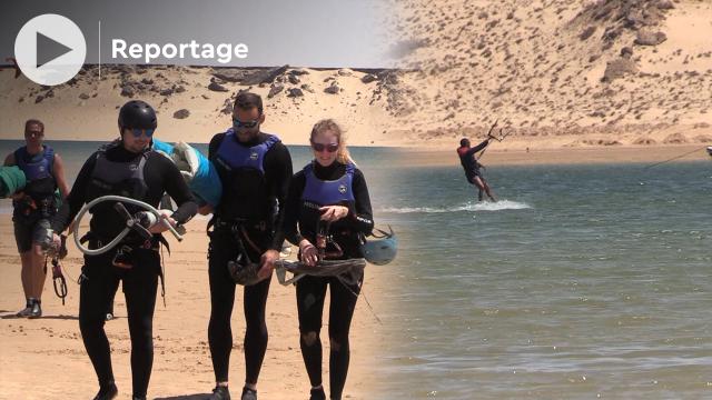 cover - Dakhla - sports nautiques - tourisme