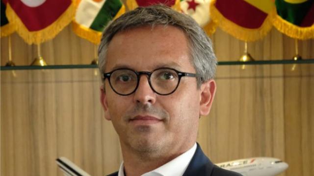 Nicolas Fouquet - directeur général Air France KLM - Maroc - Casablanca - Afrique du Nord-Sahel