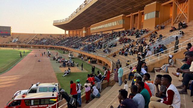 Stade Niamey