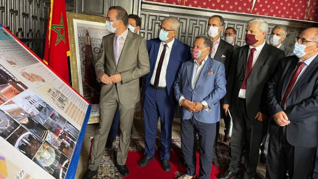 Tribunal de première instance de Tétouan transformé en musée de la justice