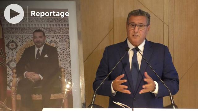 cover - Aziz Akhannouch - contours du gouvernement