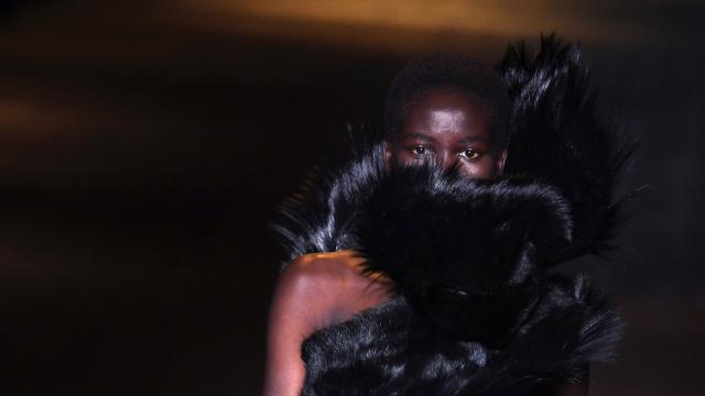 Mannequin - Fourrure - Maltraitance animale - Pelisse - Etole en fourrure -