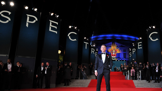 "James Bond - 007 - ""Spectre"" - Daniel Craig"