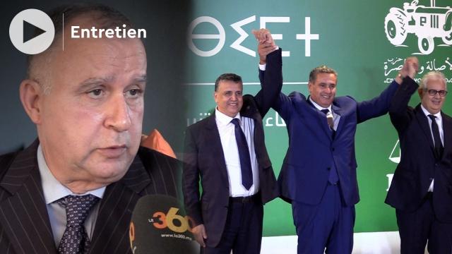 cover vidéo L'architecture de l'Executif, les priorités et l'opposition vus par un politologue