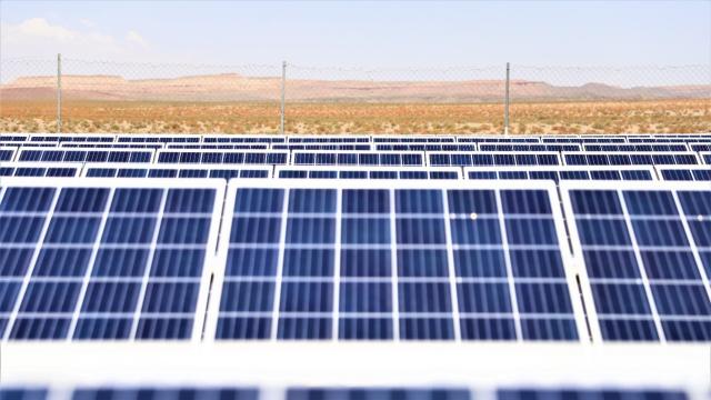 Centrale solaire Noor Midelt I - énergies renouvelables
