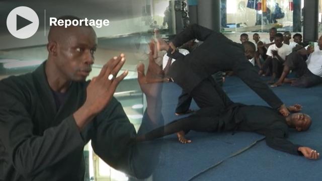 Vidéo. Des jeunes de la banlieue dakaroise initiés aux techniques de self-défense