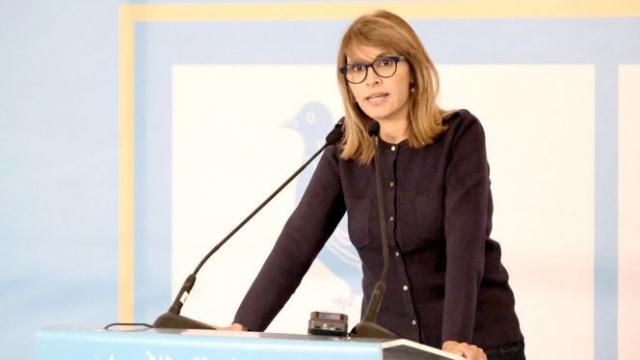 Fatima Khair - comédienne - députée RNI
