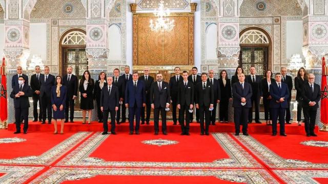 Gouvernement Akhannouch - Roi Mohammed VI - Nomination nouveau gouvernement - Palais royal de Fès