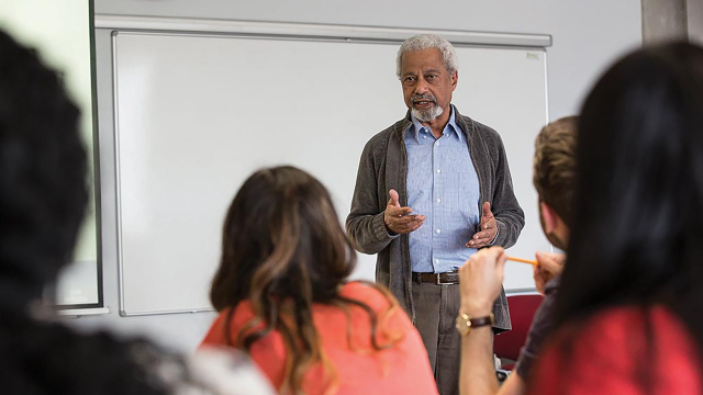 Abdulrazak Gurnah - Prix Nobel de littérature 2021 - Zanzibar - Grande-Bretagne - Nobel