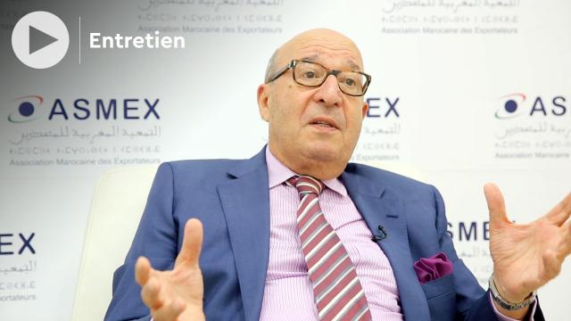 cover vidéo Aziz Mantrach, VP de l'Asmex  «Il est impératif de reconstituer une flotte marchande marocaine»