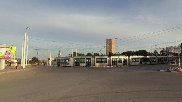 future trémie - Rabat - emplacement 2