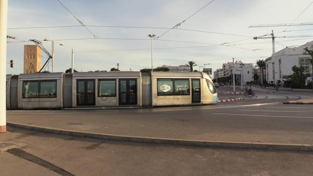 future trémie - Rabat - emplacement 1