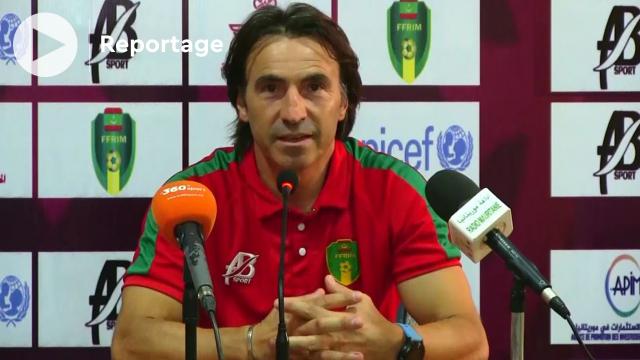 """Vidéo. Mauritanie: réactions après le limogeage de l'entraineur des """"Mourabitounes"""""""