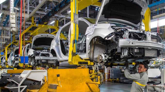 Renault - Tanger - Usine - Melloussa - Industrie automobile