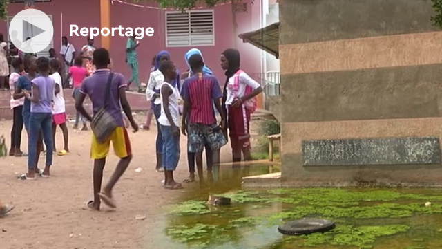 Vidéo. Sénégal: la rentrée des classes risque de tomber à l'eau