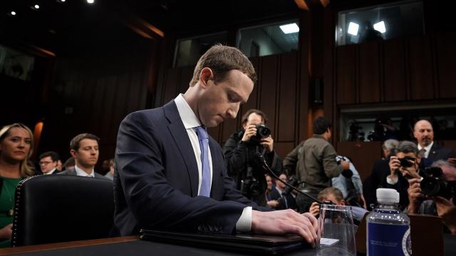 Mark Zuckerberg - PDG Facebook - WhatsApp - Instagram