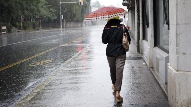 Météo; Averses; Mauvais temps; Pluie